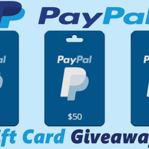 PayPal gift card code